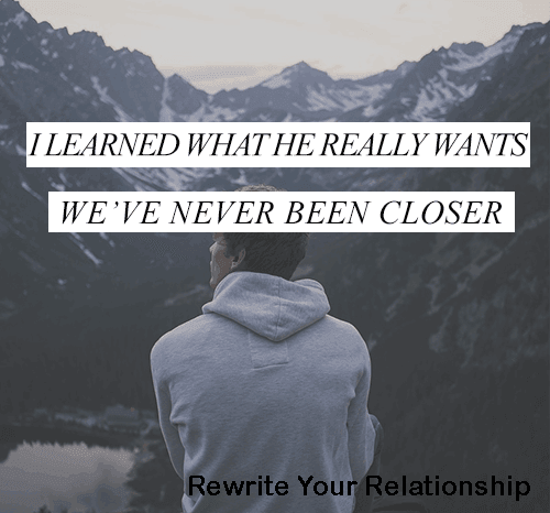 How to Rewrite Your Relationship